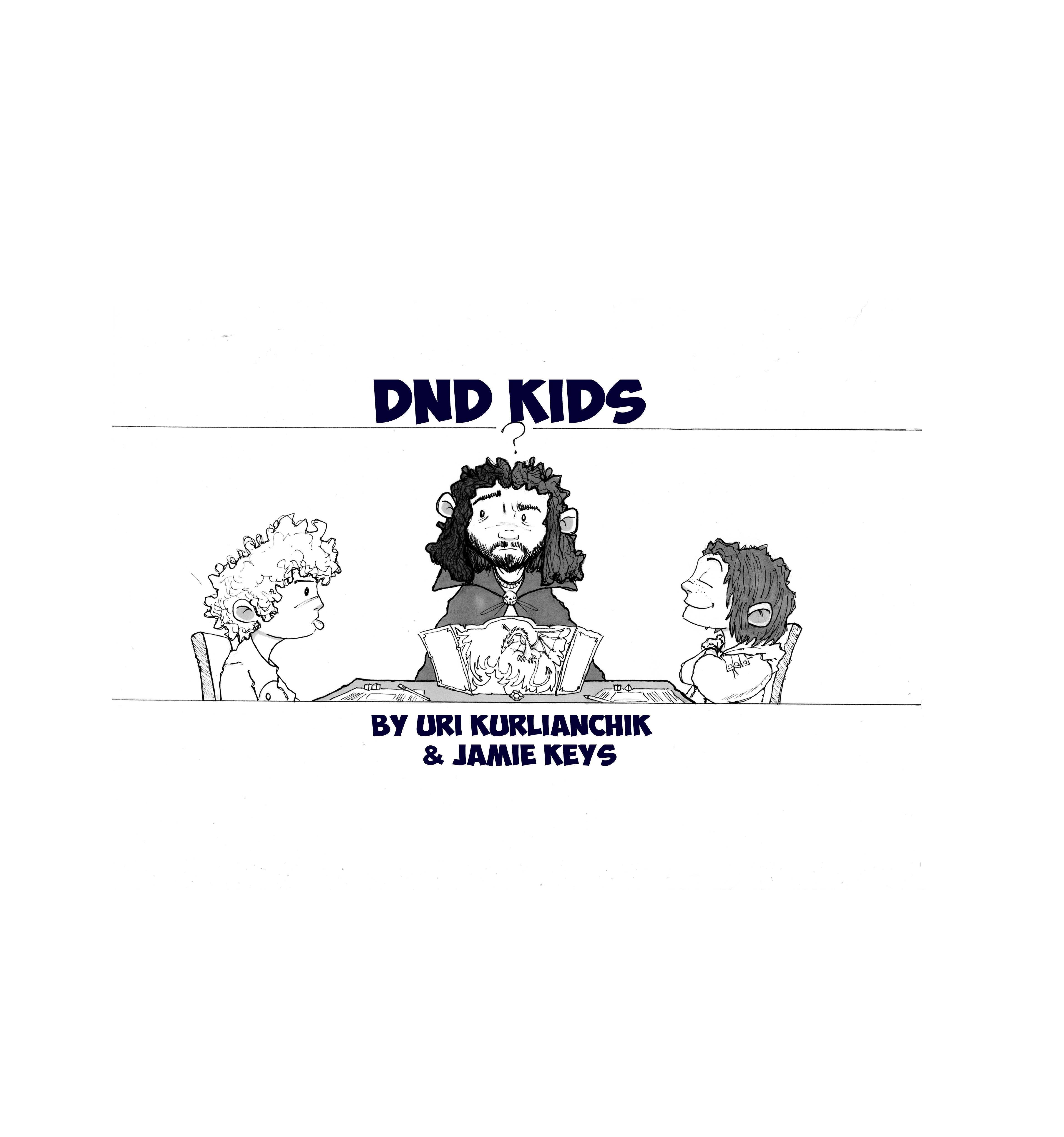 D&D Kids header