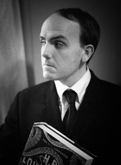 Leeman Kessler as HP Lovecraftt